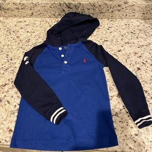 Jersey Hooded by Polo Ralph Lauren